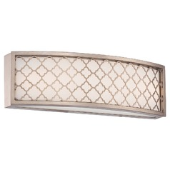 Minka Westwood Court Champagne Gold Bathroom Light