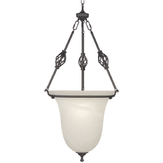 Energy Star Qualified Single-Light Pendant