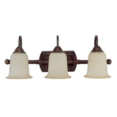 Capital Lighting Metro Burnished Bronze Bathroom Light