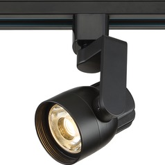 Nuvo Lighting Black LED Track Light H-Track 3000K 820LM