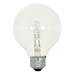 G25 Halogen Medium Base Light Bulb