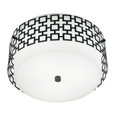 Robert Abbey Jonathan Adler Parker Flushmount Light