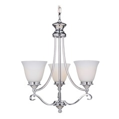 Craftmade Lighting Chelsea Chrome Mini-Chandelier