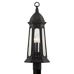 Troy Lighting Astor Vintage Iron Post Light