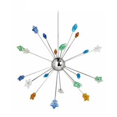 Lite Source Lighting Starstruck Pendant Light