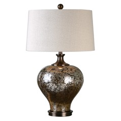 Uttermost Liro Mercury Glass Table Lamp