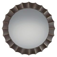 Quoizel Reflections Round 42-Inch Mirror
