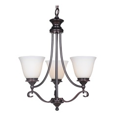 Craftmade Lighting Chelsea Oil Bronze Gilded Mini-Chandelier