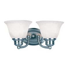 Maxim Lighting Malibu Satin Nickel Bathroom Light
