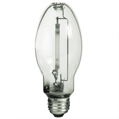 Sylvania Lighting 100-Watt E19 High Pressure Sodium Light Bulb 67506