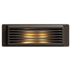 Hinkley Lighting LED Recessed Step Light in Bronze Finish 59024BZ-LED