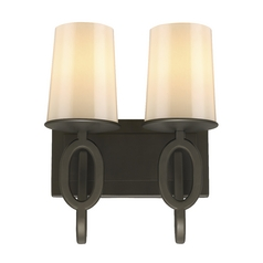 Feiss Lighting Huntley Oil Rubbed Bronze Bathroom Light