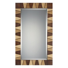 Quoizel Reflections Rectangle 23.75-Inch Mirror
