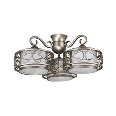 Light Kit in Antique Nickel Finish