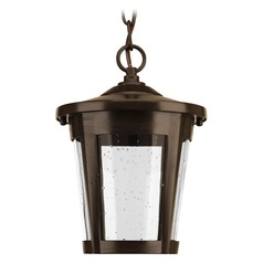 Progress Lighting East Haven LED Antique Bronze LED Outdoor Hanging Light