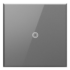 Legrand Adorne ASTH1532M2 Touch Wall Light Switch - Three-Way