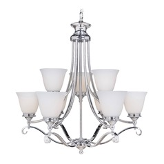 Craftmade Lighting Chelsea Chrome Chandelier