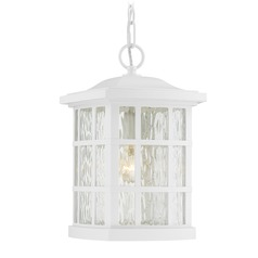 Quoizel Lighting Stonington Fresco Outdoor Hanging Light
