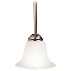 Kichler Lighting Kichler Mini-Pendant Light with White Glass 2771NI
