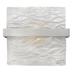Hinkley Lighting Chloe Brushed Nickel Sconce