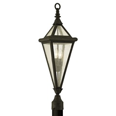Troy Lighting Geneva Vintage Bronze Post Light