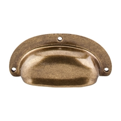 Cabinet Pull in German Bronze Finish