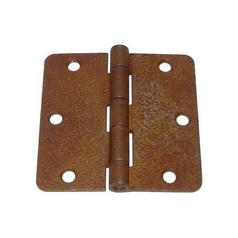 Hinges in Oil Rubbed Bronze Finish
