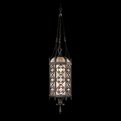 Fine Art Lamps Costa Del Sol Marbella Wrought Iron Outdoor Hanging Light