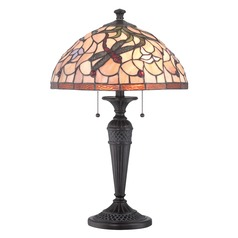 Lite Source Lighting Breanna Dark Bronze Table Lamp