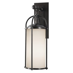 Feiss Lighting Dakota Espresso LED Outdoor Wall Light