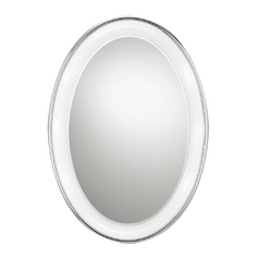 Tigris Mirror Oval Illuminated Mirror