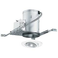 5-inch Recessed Lighting Kit with Adjustable Trim