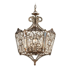Pendant Light in Spanish Bronze Finish