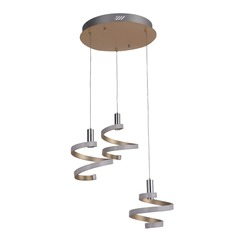 Craftmade Lighting Mercury LED Multi-Light Pendant