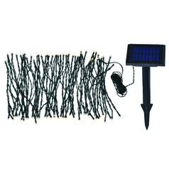 Solar Garden Lights Black LED Solar Light by Kenroy Home