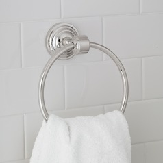 Norwell Lighting Emily Oil Rubbed Bronze Towel Ring