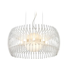 Golden Lighting Terra Chrome Chandelier