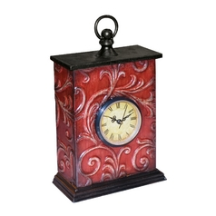 Sterling Lighting Clock 51-1167