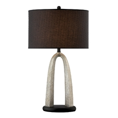 Lite Source Lighting Table Lamp with Conical Shade