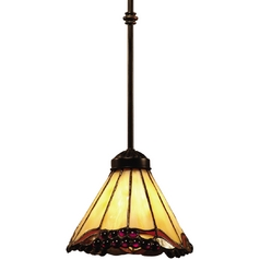 GRAPE TRELLIS 5-LIGHT CHANDELIER IN ANTIQUE IRON - ShopWiki