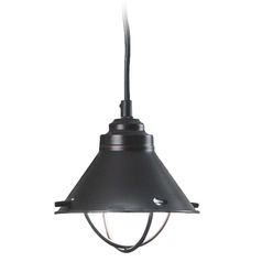 Harbour Oil Rubbed Bronze LED Mini-Pendant Light by Kenroy Home