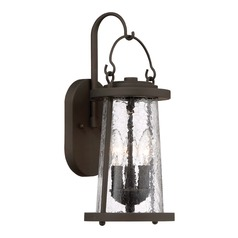 Minka Lavery Haverford Grove Oil Rubbed Bronze Outdoor Wall Light