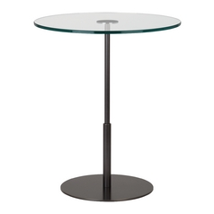 Robert Abbey Lighting Robert Abbey Saturnia Coffee & End Table Z915