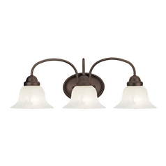 Livex Lighting Edgemont Bronze Bathroom Light
