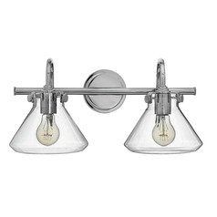 Hinkley Lighting Congress Chrome Bathroom Light