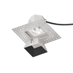 WAC Lighting Aether Color Changing Black LED Recessed Kit