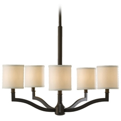 Modern Chandeliers in Oil Rubbed Bronze Finish