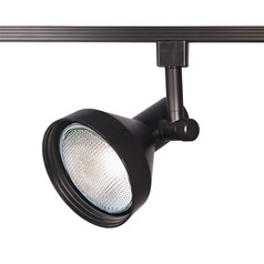 WAC Lighting Black Track Light For J-Track
