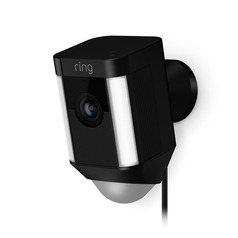 Ring Spotlight Camera Black