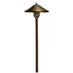 Path Light in Copper Bronze Finish